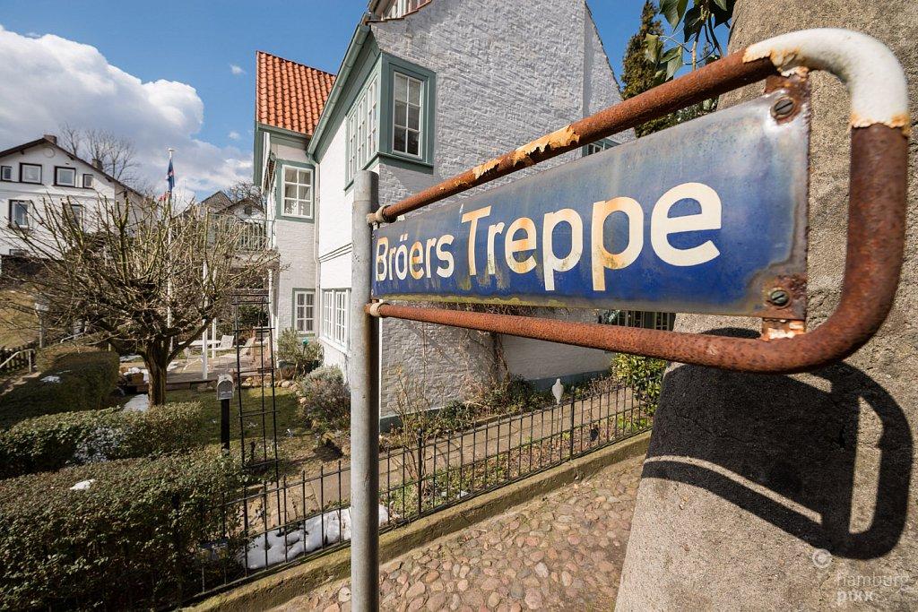 Bröers Treppe