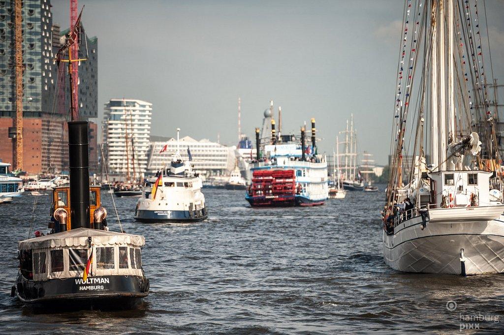 Hafengeburtstag 2013